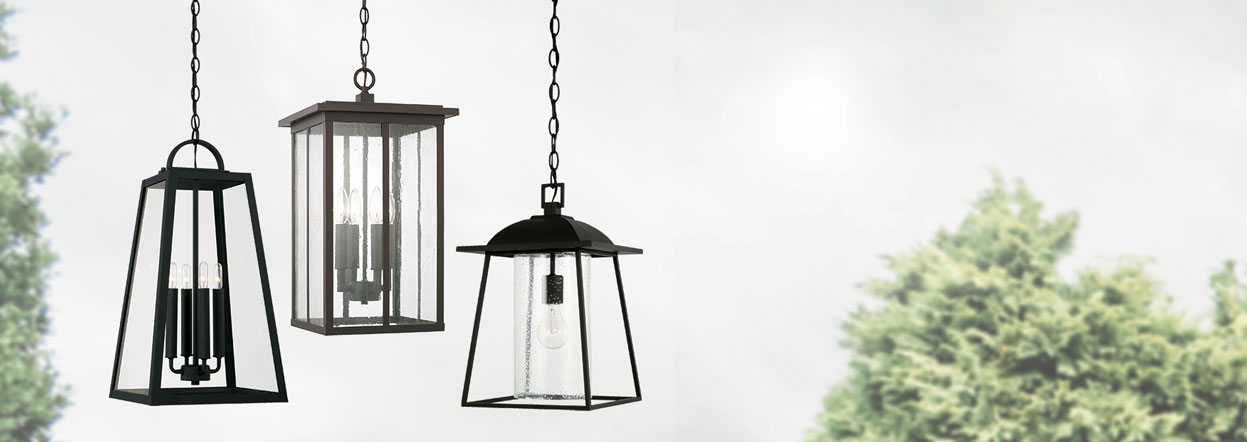 Header image for Outdoor Hanging Lanterns