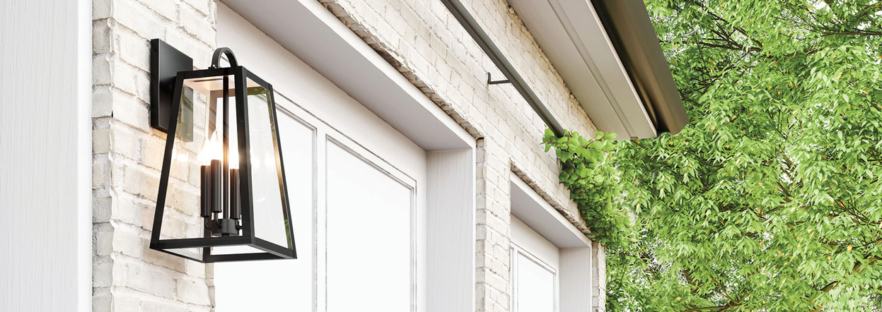 Header image for Outdoor Wall Lanterns