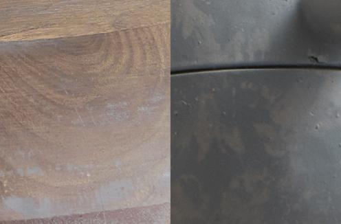 Photo of Grey Wash and Iron