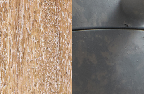 Photo of Iron and Wood