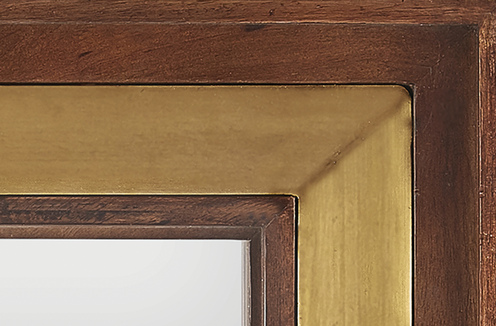 Photo of Wood and Brass