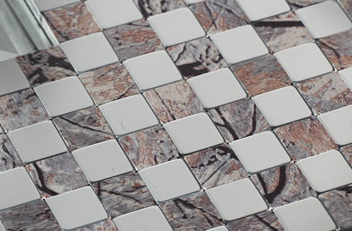 Photo of Silver Mosaic